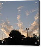 Cloud Symphony Acrylic Print