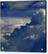 Cloud View Acrylic Print