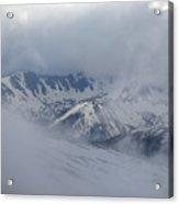 Cloud Window Acrylic Print