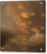 Cloud Wrath Acrylic Print