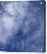 Clouds 3 Acrylic Print