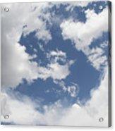 Clouds 31 Acrylic Print