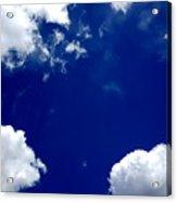 Clouds 52816 Acrylic Print
