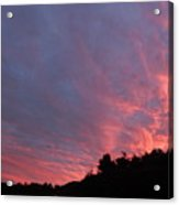Clouds 58 Acrylic Print