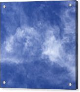 Clouds 6 Acrylic Print