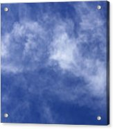 Clouds 8 Acrylic Print
