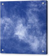Clouds 9 Acrylic Print