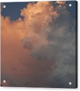 Clouds And More Clouds Acrylic Print