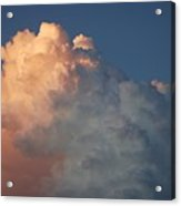 Clouds Are Always Greener Acrylic Print