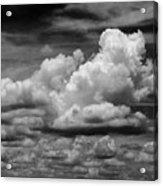 Clouds I I Acrylic Print