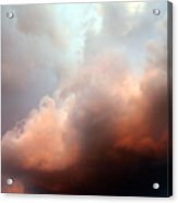 Clouds No 6 Acrylic Print
