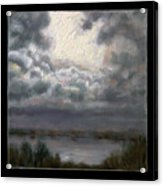 Clouds Number Seven Acrylic Print