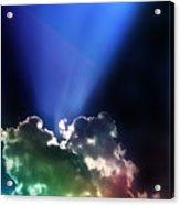 Clouds Of Faith Acrylic Print