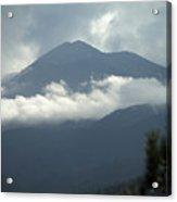 Clouds Of Sierra Acrylic Print
