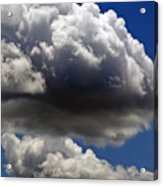 Clouds Acrylic Print