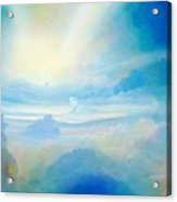 Cloud's Sea Acrylic Print