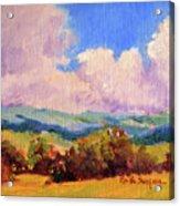 Cloudscape 2 Acrylic Print