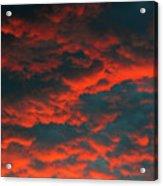 Cloudscape A1 Acrylic Print
