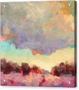 Cloudspangle Acrylic Print