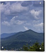 Cloudy Day In Virginia Acrylic Print