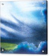 Cloudy Skies Acrylic Print