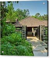 Club Mahindra Madikeri Resort In Coorg Acrylic Print