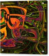 Clueless Acrylic Print