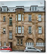 Clydebank Former Fire Station Building Acrylic Print