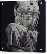 coach am I up Acrylic Print by Ron Sylvia