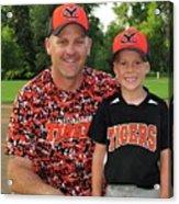 Coach Sodorff And Cody 9740 Acrylic Print
