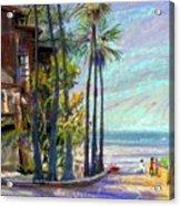 Coast Blvd La Jolla Acrylic Print