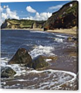 Coast Line Acrylic Print