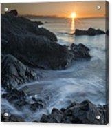Coast Of Grace Acrylic Print