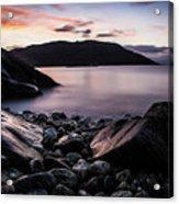 Coast Of Norway Acrylic Print