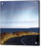 Coast Road  The Burren Acrylic Print