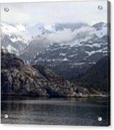 Coastal Beauty Of Alaska 1 Acrylic Print