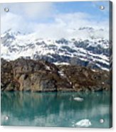 Coastal Beauty Of Alaska 5 Acrylic Print
