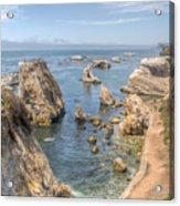 Coastal California Acrylic Print