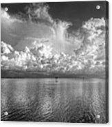 Coastal Clouds 2 Acrylic Print