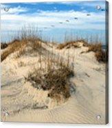 Coastal Formation Acrylic Print