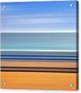 Coastal Horizon 1 Acrylic Print