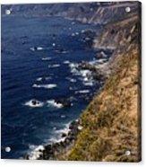 Coastal Love Acrylic Print