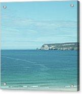 Coastal Panorama Near Durness Acrylic Print