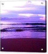 Coastal Sunrise 1 Acrylic Print