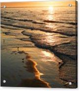 Coastal Sunrise Acrylic Print