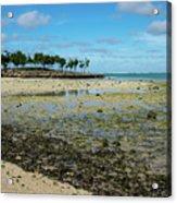Coastal Textures Acrylic Print