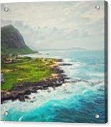 Coastal Views Acrylic Print
