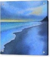 Coastal Walk Vi Acrylic Print