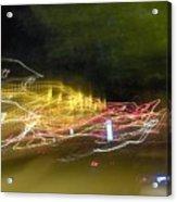 Coaster Of Lights Acrylic Print