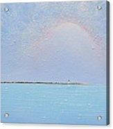 Coasting Into Lavender Acrylic Print